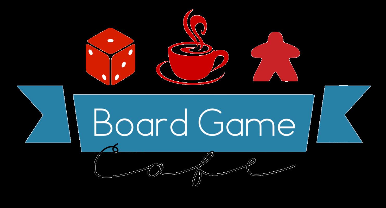 Board Game Cafe Logo
